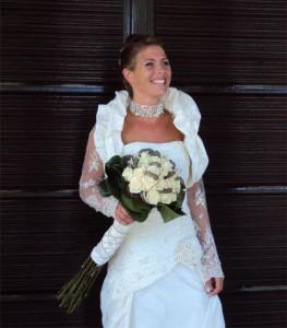 Wilt U zelf trouwjurk maken voor uzelf of Uw dochter? Anneke Smeets Couture voor een perfect passend trouwjurk patroon.